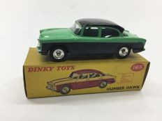 Dinky Toys - Scale 1/43 - Humber Hawk bicolour No.165