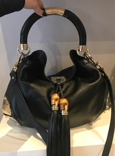 Gucci - Babouska Indy Top Handle Shopper