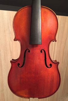 French violin, Collin Mezin Fils