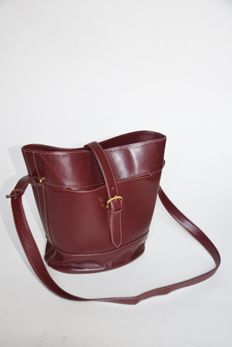 Must de Cartier -- Bucket bag
