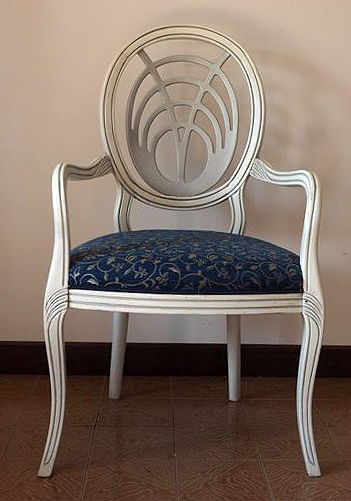 Exedra Luxury Design - armchair - Italy, 2016