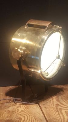 Francis WWII searchlight