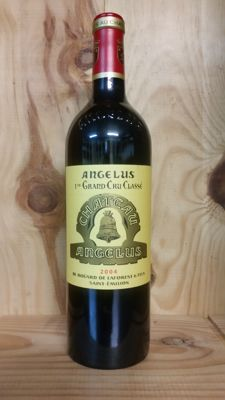 2004 Chateau l'Angelus, Saint-Emilion Grand Cru Classe – 1 bottle