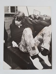 Unknown Photographer - 10 Unseen photographs of the Rolling Stones