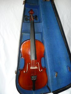 Violin with case 4/4