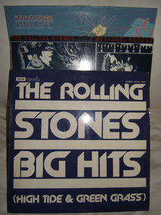 The Roling Stones 8 album Collection