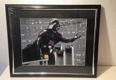 Darth Vader Signed Photo:  I Am Your Father