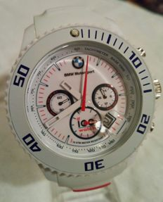BMW MOTORSPORT - Man's watch CHRONOGRAPH - 2015