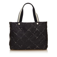 Chanel - Old Travel Line Tote Bag