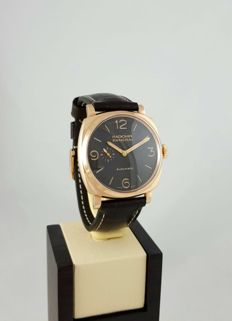 Panerai - Radiomir 1940 Oro Rosso Limited Edition  - PAM00573 - Hombre - 2015