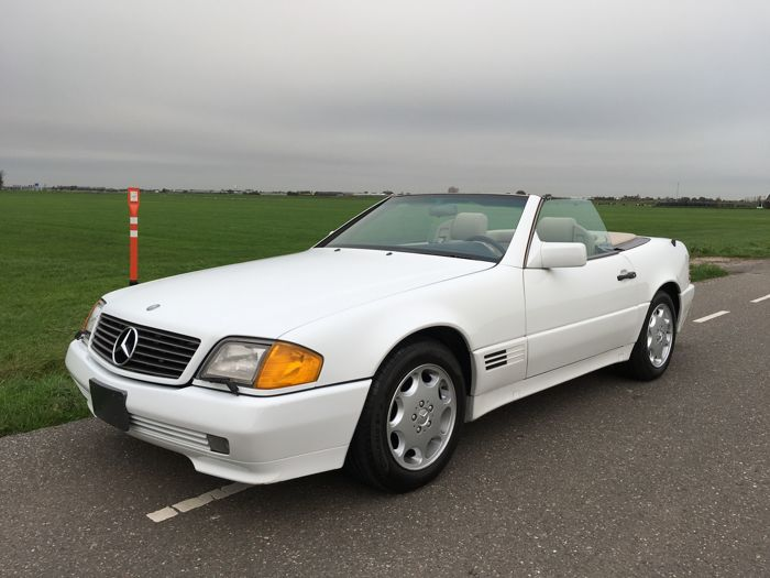 Mercedes-Benz - 500 SL - 1991