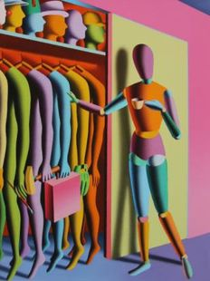 Mark Kostabi - Options