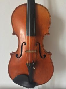 French 4/4 violin