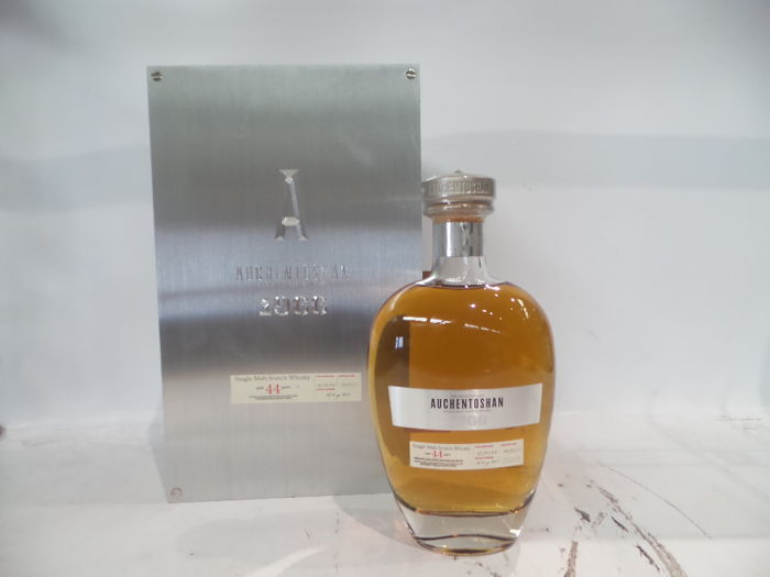Auchentoshan 1966 44 years old Limited Edition bottle no. 252 of 263 - b. 2011 - 70cl