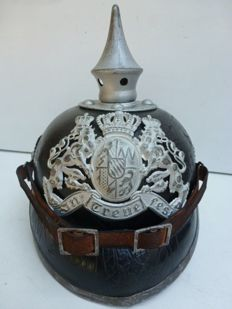 German Pickelhaube from World War I (1916)