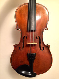 German Stainer-copy violin, ca 1920