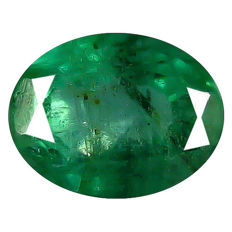 Emerald 0.74 Carat - No reserve price