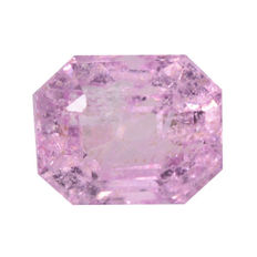 Pink  Sapphire 0.64 Carat - No reserve price