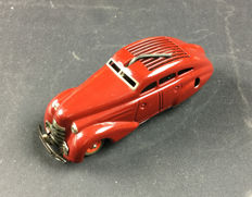 Schuco, US Zone - length 14 cm - Magico 2008, clockwork tin toy, 1950s