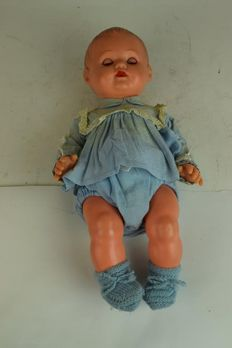 Schildkröt Baby doll 40 with sound - Germany