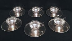 Silver coffee set, Gorham, USA, early 20th century
