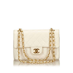 Chanel - Small Lambskin Classic Flap bag - Shoulder bag