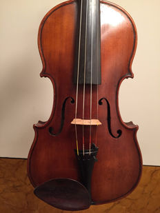 Very decent German atelier violin, 1920-1930