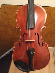 Beautiful violin by Josef Vavra
