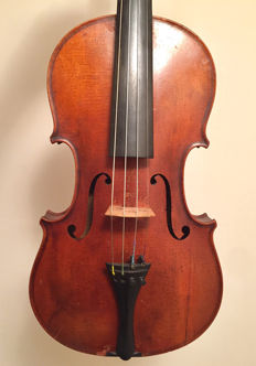 Beautiful German Atelier violin