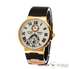 Ulysse Nardin - Marine Chronometer 43 mm gold new 23900 euro - 266-67 - Hombre - 2011 - actualidad
