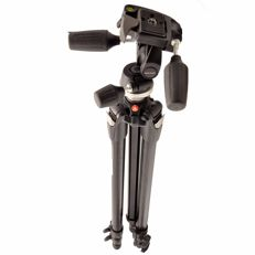 Manfrotto 055XDB tripod with 804RC2 tripod head (2103)