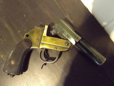 Ww2 Flare Gun/Leuchtpistole. Germany. Rare Marked.