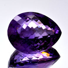 Amethyst - 19.57 ct - No Reserve Price