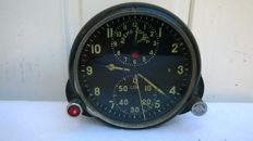 Aviation watches АЧС- 1 №94607 pilot for the fighter MiG (СССР/USSR) - At the end of the 20th century.
