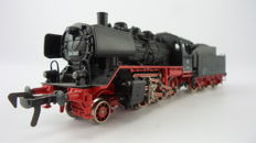 Fleischmann H0 - 4141 - Steam locomotive with tender Series BR24 of the DB.