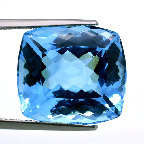 Swiss Blue Topaz - 34.39 ct