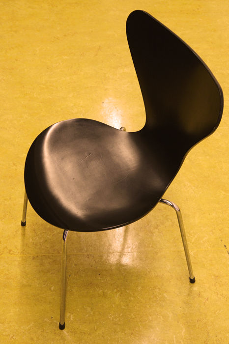 Arne Jacobsen For Fritz Hansen Butterfly Chair Series 7 3107