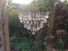 Crystal chandelier, France, second half of 20th century