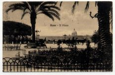 Italy - Rome and Tivoli - 100 postcards from the early 1900s to 1940/1945
