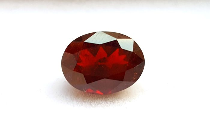 Spessartite Garnet - 5.79 ct