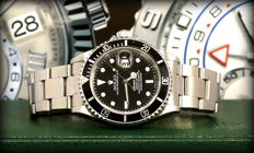 Rolex - Submariner Date 16610- Top Condition T<Swiss - Heren - 1990-1999