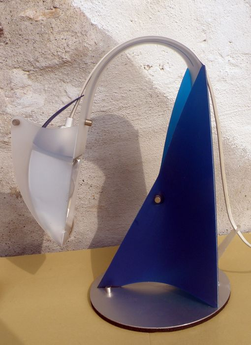 Massimiliano Datti for Slamp by Samuel Parker – Table lamp – Model: Mini, first series
