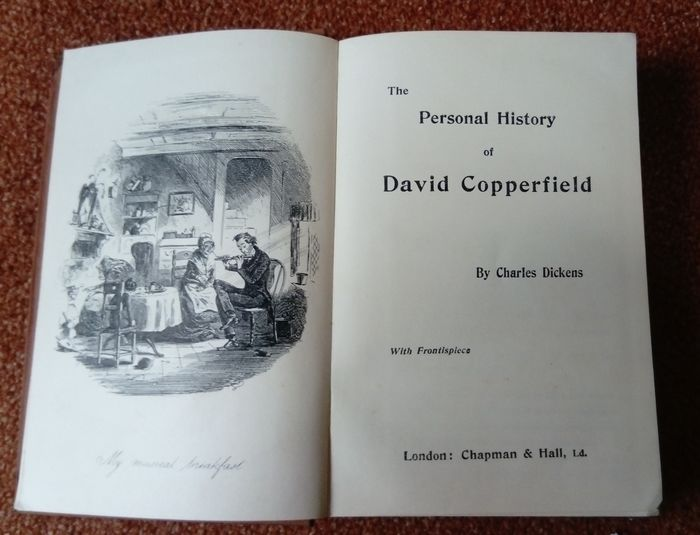 Charles Dickens - David Copperfield - no date