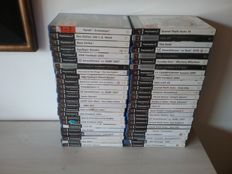 50 PS2 Games (No Manuals)