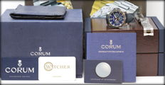 Corum - Admirals Cup Challenge 44 - Like New - Full Set - Mænd - 2011-nu