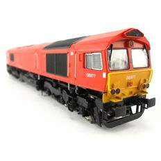 Mehano H0 - T274 - Heavy diesel-hydraulic locomotive Class 66 GM EMD of the HGK