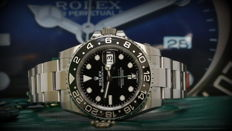 Rolex - Gmt Master II 116710LN L.New 2017 Full set - Heren - 2011-heden