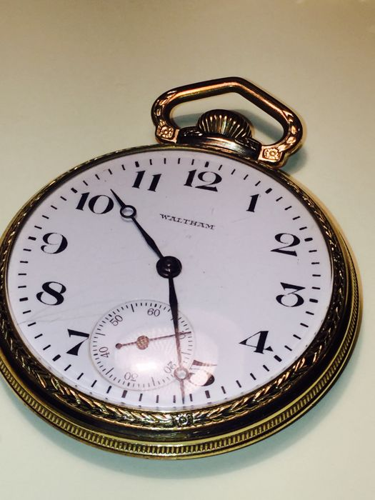 Waltham - Pocket watch - Circa 1920