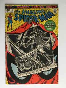Marvel Comics - The Amazing Spider-Man #113 - 1x sc - (1972)