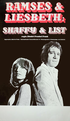 Adriaan van Steenis et al-Ramses Shaffy & Liesbeth List - 1972 - 1981